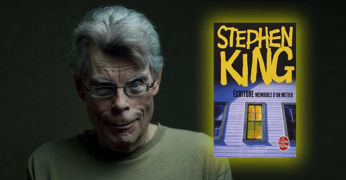 Les meilleurs conseils d'écriture de Stephen King