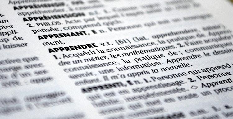 Conseil d'écriture n°5 de Stephen King : avoir le vocabulaire pour écrire un livre