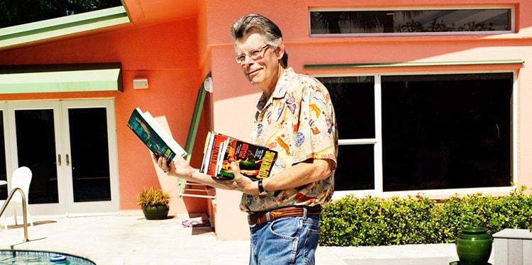 Conseil d'écriture n°2 de Stephen King: beaucoup lire