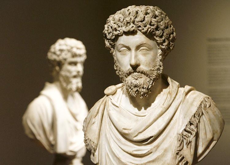 les philosophes stoïciens