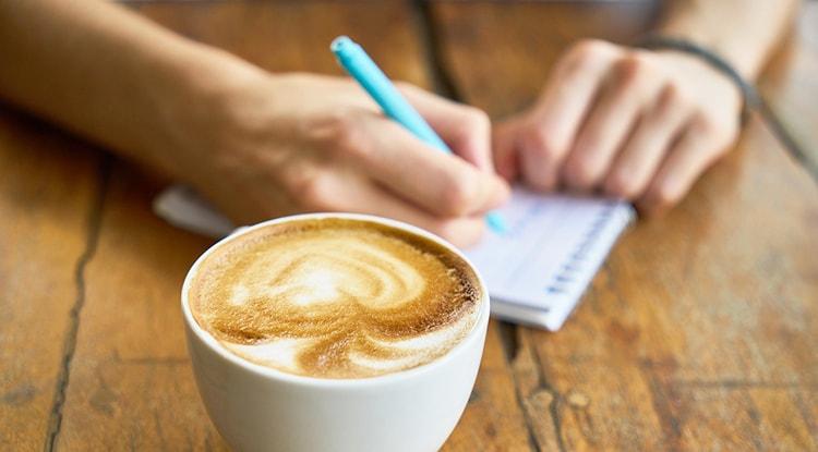 Prendre des notes pour devenir écrivain