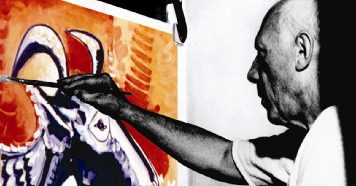 créativité artistique Picasso