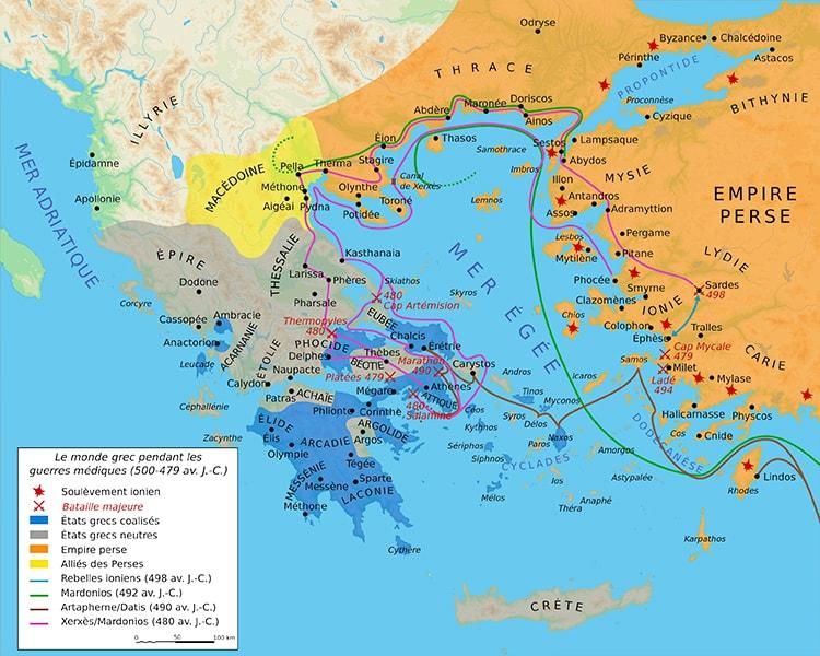 Socrate guerres médiques