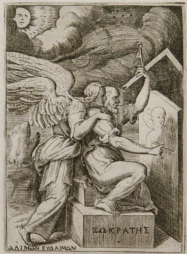 Socrate démon daïmôn