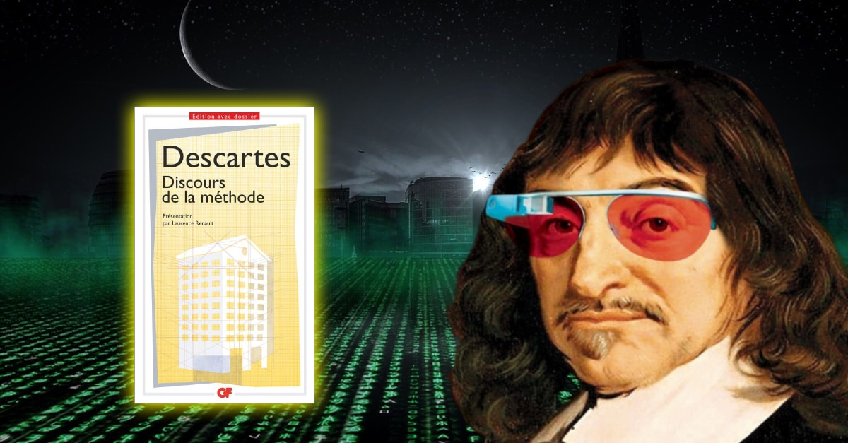 Discours de la méthode, Descartes résumé détaillé