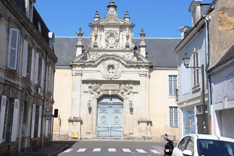 Collège Henri-IV de La Flèche Descartes