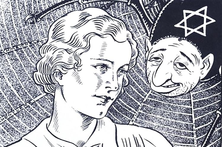 les clichés sur les Juifs dans Mein Kampf