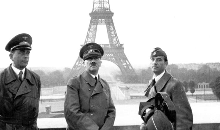 Hitler et la France dans Mein Kampf