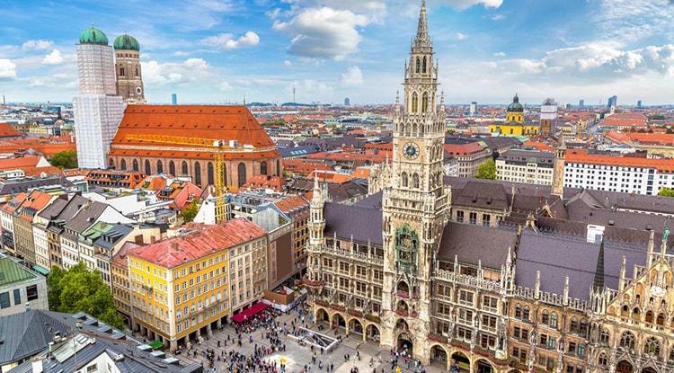 Munich dans Mein Kampf