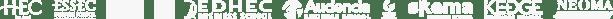 Logos Écoles de commerce