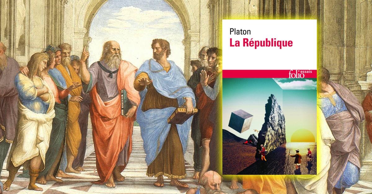La République de Platon (résumé détaillé)